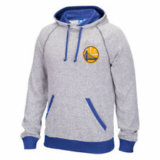 Golden State Warriors adidas Originals Pullover Hoodie - Heathered Gray - NBA