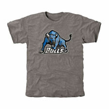 Buffalo Bulls Fanatics Branded Classic Primary Tri-Blend  T-Shirt - Gray