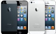 (NEW SEALED BOX) Apple iPhone 4s 5 - (Unlocked) 4G Smartphone - 16 32 64 GB KK77