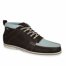 Lacoste Mens Trainers boots Bradford Brown Size Shoes