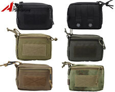 Tactical Military Army Gear Airsoft Paintball 1000D Molle Belt Pouch Waist Bag