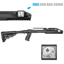 Fab Defense Stock Kit for Ruger 10/22 w/ Aluminum Rail and CGR - R10/22 PRO ACE