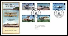 GREAT BRITAN 1973 FDC BAILIWICK OF GUERNSEY