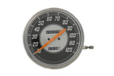 Replica 2:1 Speedometer with Orange Needle,for Harley Davidson motorcycles,by...