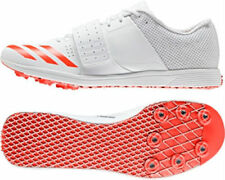 Adidas Adizero Triple Jump / Pole Volt White Red - Track and Field Shoes -BB4956