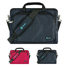 "Dell Inspiron 11.6"" Laptop Sleeve Messenger Handle Bag Pouch Case Cover"
