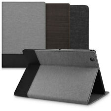 kwmobile SYNTHETIC LEATHER CASE FOR SONY XPERIA TABLET Z4 COVER STAND CANVAS