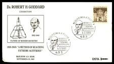 September 4, 1969 Germany method of reaching altitudes card