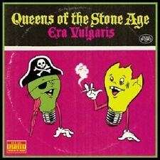 QUEENS OF THE STONE AGE - ERA VULGARIS (UK VERSION) NEW CD