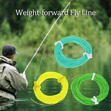 WF-5F Weight Forward Floating Fly Line Fly Fishing Rigging Tapered Trout T1M8