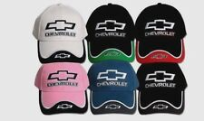 UNISEX CHEVY HAT/CAP CHEVROLET BOWTIE EMBROIDERED BLACK,RED,GREEN,PINK NEW