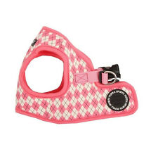 Dog Puppy Harness Soft Vest- Puppia - Mystical - Pink - Small