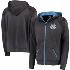 North Carolina Tar Heels Colosseum Sleet Embossed Full-Zip Hoodie - NCAA