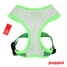 Dog Puppy Harness - Puppia - Cosmic - Green - Choose Size
