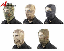 Camouflage Camo Hood Tactical Military Quick-drying Balaclava Full Face Mask
