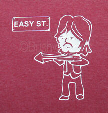 Daryl Dixon Dead Walking TV Zombies Inspired T Shirt Top Mens & Ladies Easy St
