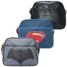 Superman Batman Shoulder Bag DC Comics Messenger Bag 32 x 24 x 10 Shoulder neu