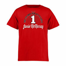 Jamie McMurray Youth Race Day T-Shirt - Red - NASCAR