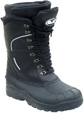 HJC Extreme Snow Boots - Winter Weather - Snowmobile Boots - Black