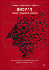 Poster/Canvas Picture No604 My Birdman Minimal Movie Poster - Chungkong