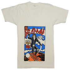 Def Leppard Shirt Vintage tshirt 1980s The Women Of Doom Original comic tee 80s