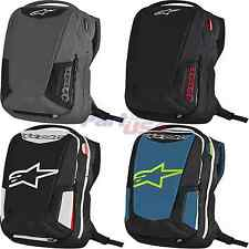 Alpinestars City Hunter Backpack Block Textile Solid Reflective
