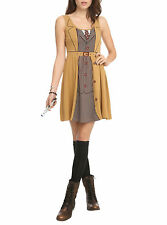 BBC DR Doctor Who Her Universe David Tennant Tenth Doctor Costume Dress XL