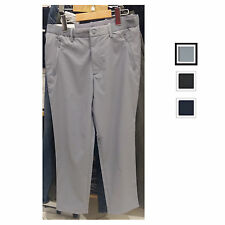 UNIQLO Men RELAXED ANKLE LENGTH PANTS w/ zip pockets Gray Black Navy NEW 198355