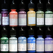 STAMPIN UP Rich Soft CRAFT PIGMENT INK REFILL ONE BOTTLE REINKER FREE USA SHIP