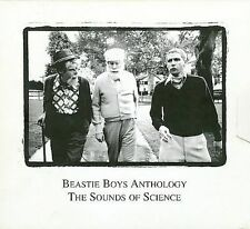 Beastie Boys Anthology: The Sounds of Science [Box] by Beastie Boys (CD, Nov-199