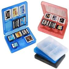 28 in 1 Game Card Case Holder Cartridge Box for Nintendo 3DS/3DS XL/LL/DSI LL MT
