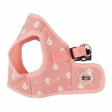 Dog Puppy Harness Soft Vest- Puppia - Ernest - Pink - Choose Size