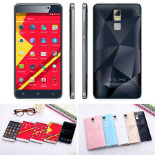 5.5'' Unlocked Android 5.1 Quad Core Sim 3G Cell Phone GSM GPS 8GB Smartphone