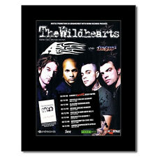 WILDHEARTS - UK Tour 2008 Mini Poster - 21x28.5cm