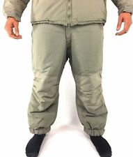 Primaloft Extreme Cold Weather Pants, ECWCS Gen III Level 7 Trousers NWOT