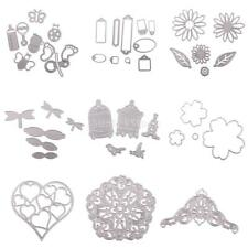 Many Style Metal Cutting Dies Stencil Scrapbooking Paper Craft Embossing Decor