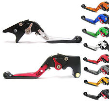Folding Extendable Brake Clutch Levers for MT-07 2014 MT-09 SR FZ-09 13-14 XJ6