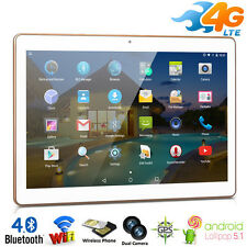 "10""inch 4G Phone Call Android5.1 Tablet PC 16GB Dual SIM/Cam Quad Core WIFI GPS"