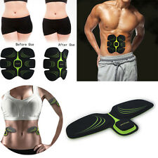 Abdominal Exercisers Muscle Training Gear ABS / FITPAD Body Fit Toning Belts DH