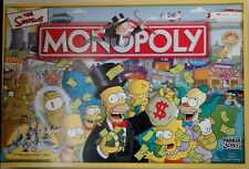 Spare Parts Spares Missing Pieces Simpsons Monopoly Board Game Parker 2003