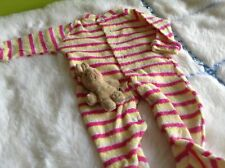 VINTAGE AUTHENTIC CLOTHING INFANT CHILDRENS BABY GR0 NEWBORN 70s UNUSED