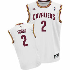 Kyrie Irving Cleveland Cavaliers adidas Youth Replica Home Jersey - White - NBA