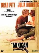 The Mexican (DVD, 2001, Widescreen) BRAND NEW SEALED Brad Pitt Julia Roberts