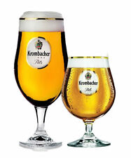 Personalised Engraved Krombacher Pils Pint Stemmed Beer Glass With Gift Box.