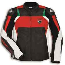 Ducati Dainese Corse C3 Motorcycle Leather Jacket for men