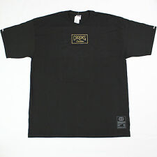 Crooks & Castles The Neo Core Logo Tee in Black 2017 NWT FREE SHIPPING