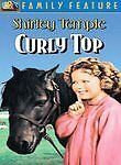 Shirley Temple - Curly Top DVD Shirley Temple, John Boles, Rochelle Hudson, Jan