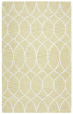 Rizzy Rugs Beige Lines Swirls Intertwined Contemporary Area Rug Geometric CE9488