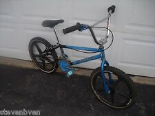 OLD SCHOOL USED Cyclecraft cycle craft acs z mags shimano bmx bike 20 inch