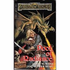 Pool of Radiance (Forgotten Realms) James M. Ward, Jane Cooper Hong Mass Market